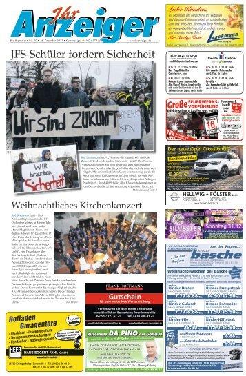 Ihr Anzeiger Bad Bramstedt 50 2017
