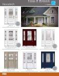 Notre collection de portes en acier - Portes Dimensions - Page 2