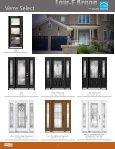 Notre collection de portes en acier - Portes Dimensions - Page 4