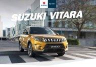 Suzuki Prijslijst Suzuki Vitara