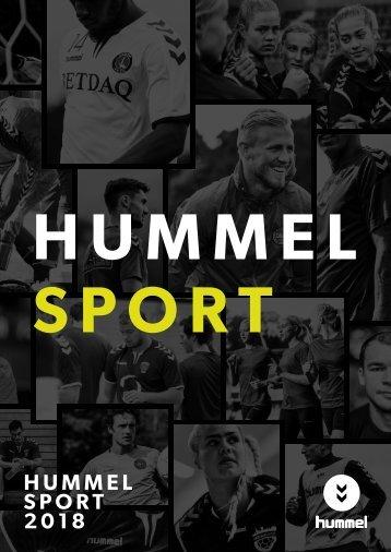 Hummel Teamsportkatalog 2018