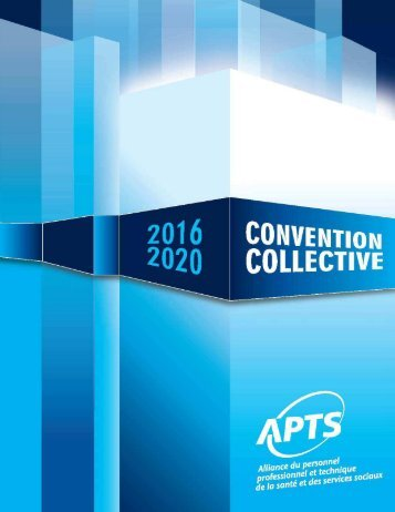 Dispositions nationales APTS 2016-2020
