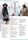 AJOURE´ Magazin Januar 2018 - Seite 4
