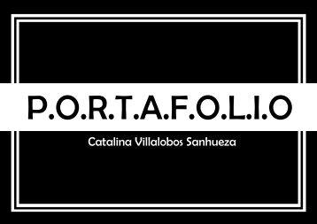 portafolio de titulo catalina villalobos