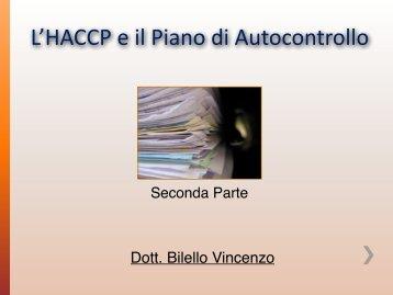 2 - Corso HACCP