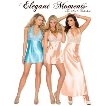 2016 Elegant Moments collection
