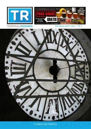 Revista Terminal Rosario- Diciembre