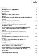 Desarrollo del talento humano basado en competencias - Martha Alles - Page 6