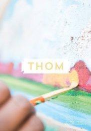 THOM 6 | Spring / Summer 2016