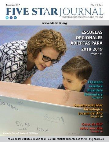 2017 Five Star Journal Winter Issue (en español)