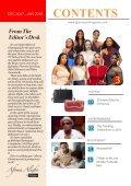 GLAMSQUAD MAGAZINE DECEMBER 2017 - Page 2