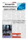 EUROPA JOURNAL - HABER AVRUPA DEZEMBER 2017  - Seite 7
