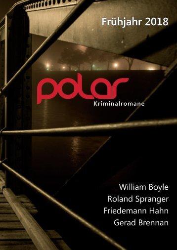 Frühjahrsvorschau 2018 Polar Verlag