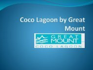 Great Mount Coco Lagoon, Pollachi
