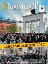 Blasmusik in Tirol 4 / 2017