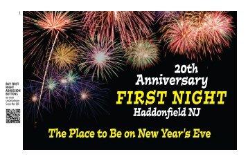 First Night 2018 Program Guide_Web