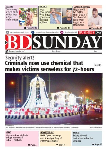 BusinessDay 17 Dec 2017