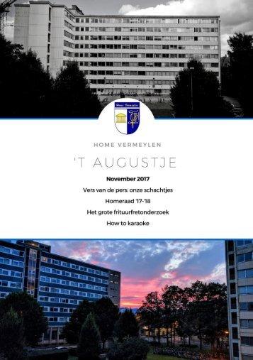 t Augustje November 2017