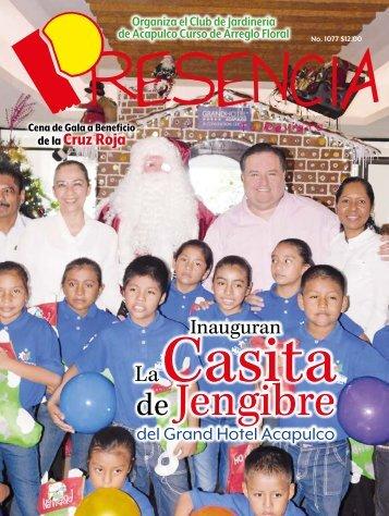 Revista Presencia 1077