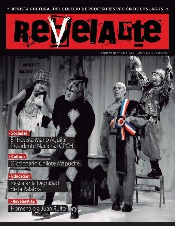 Revista Revelarte Nº1 -2017