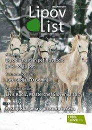 Revija Lipov list, december 2017