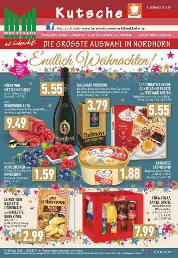 Marktkauf Kutsche KW51