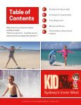 KIDsize Living Inner West Summer 2017 School Holiday Guide - Page 2