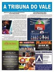 A Tribuna do Vale - ANO II - Número 11 - Edição Especial de Natal 2017