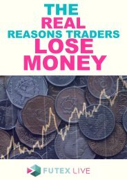 The Real Reasons Traders Lose Money by Futexlive