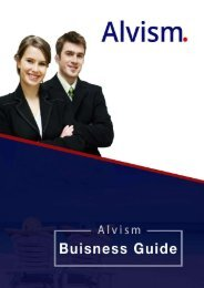 Alvism Final  Business Startup Guide web