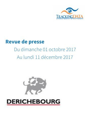 Revue du web 01-10-2017 Derichebourg