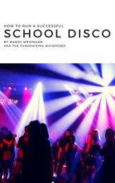 School disco guide