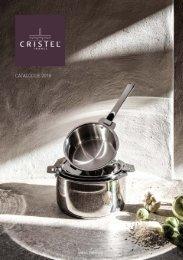 CRISTEL - Catalogue 2018