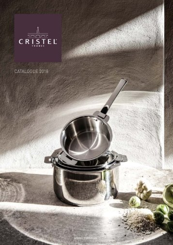 CRISTEL - Catalogue 2018