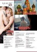 AJOURE´ Men Magazin Januar 2018 - Page 4