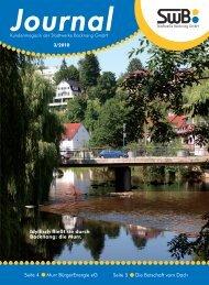 Journal - Stadtwerke Backnang GmbH