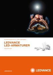 LEDVANCE LED-ARMATURER