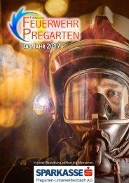 Jahresbericht 2017 - Freiwillige Feuerwehr Pregarten