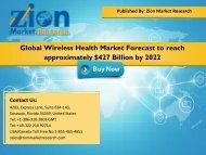 Wireless Health Market
