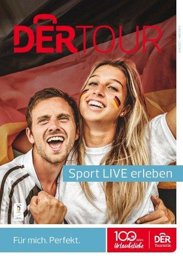 Sport LIVE erleben Winter 1/18