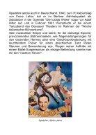 Alberto Spadolini Maler, Tänzer, Schauspieler - Seite 5
