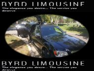 Wedding Limo Rental Inland Empire