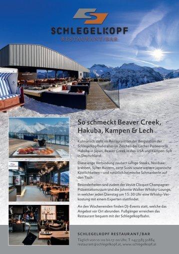 Schlegelkopf Restaurant
