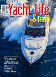 Yacht Life Travel Eylül-Ekim-2017