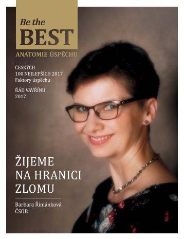 Be the Best zima 2017