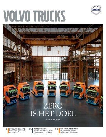 Volvo Trucks Magazine editie 3 - 2017
