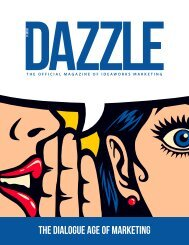 Ideaworks Marketing | Dazzle Issue 4