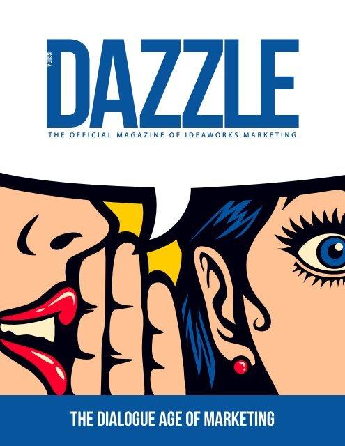 Ideaworks Marketing   Dazzle Issue 4