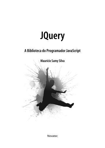 capítulo 1 O que é jQuery? - Novatec