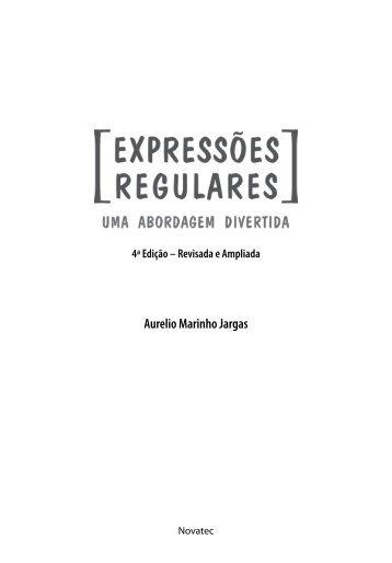Aurelio Marinho Jargas - Novatec